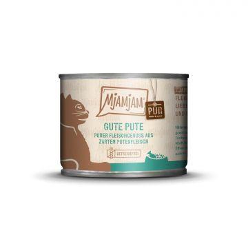 MjAMjAM - purer Fleischgenuss - gute Pute pur 200 g (Menge: 6 je Bestelleinheit)