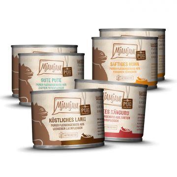 MjAMjAM - Mixpaket V - Purer Fleischgenuss 6 x 200g