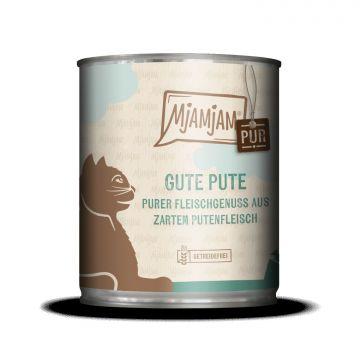 MjAMjAM - purer Fleischgenuss - gute Pute pur 800 g (Menge: 6 je Bestelleinheit)