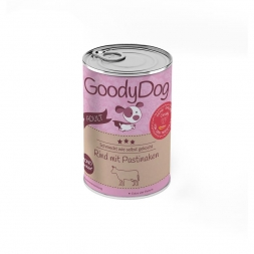 Goody Dog Adult Rind mit Pastinaken 400g (Menge: 12 je Bestelleinheit)