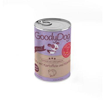 Goody Dog Adult Pute mit Kartoffeln & Kürbis 400g (Menge: 12 je Bestelleinheit)