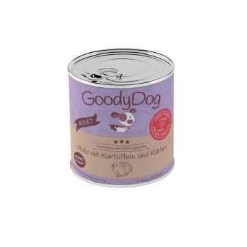 Goody Dog Adult Pute mit Kartoffeln & Kürbis 800g (Menge: 6 je Bestelleinheit)