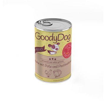 Goody Dog Adult Huhn mit Pute & Pastinaken 400g (Menge: 12 je Bestelleinheit)