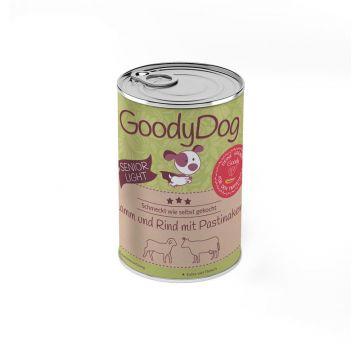 Goody Dog Senior/Light Lamm mit Rind & Pastinaken 400g (Menge: 12 je Bestelleinheit)