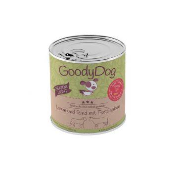 Goody Dog Senior/Light Lamm mit Rind & Pastinaken 800g (Menge: 6 je Bestelleinheit)