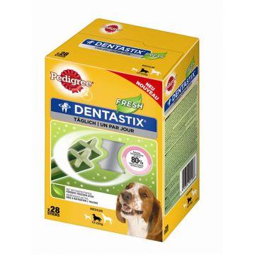 Pedigree Denta Stix Fresh Multipack junge & kleine Hunde 4x7Stück (Menge: 4 je Bestelleinheit)