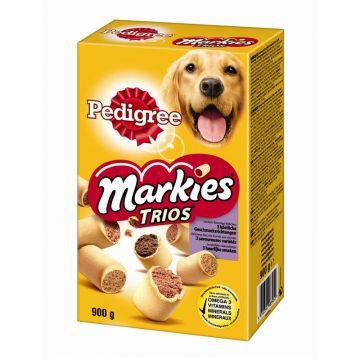 Pedigree Markies Trios 900g (Menge: 10 je Bestelleinheit)