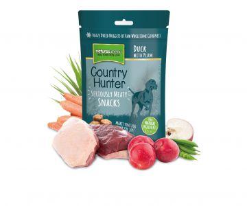 Country Hunter Dog Snack Ente 50g  (Menge: 10 je Bestelleinheit)