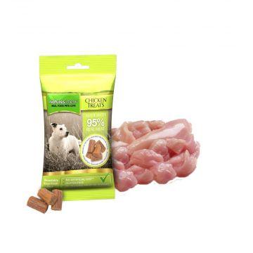 Natures Menu Dog Trainingsleckerlie Huhn 60g (Menge: 12 je Bestelleinheit)