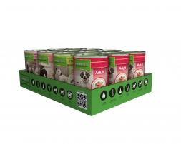Natures Menu Dog Multipack Dose 12x400g
