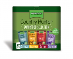 Country Hunter Dog Frischebeutel 12x150g
