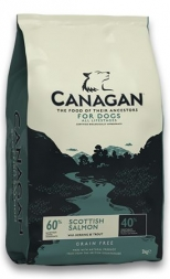 Canagan Dog Scottish Salmon  2kg