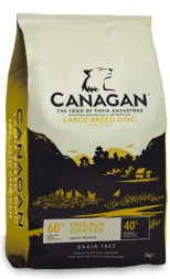 Canagan Dog Large Breed Free Run Chicken 12 Kg