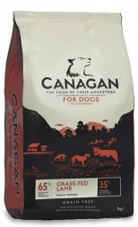 Canagan Dog Grass-Fed Lamb 12 kg