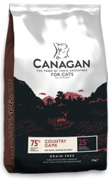 Canagan Cat Country Game 375g