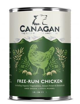 Canagan Dose Free-Run Chicken 400 g (Menge: 6 je Bestelleinheit)