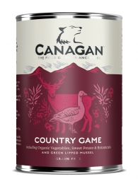 Canagan Dose Country Game 400 g (Menge: 6 je Bestelleinheit)