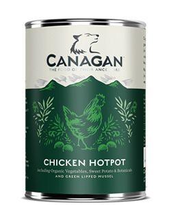 Canagan Dose Chicken Hotspot 400 g  (Menge: 6 je Bestelleinheit)