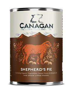 Canagan Dose Shepards Pie 400 g  (Menge: 6 je Bestelleinheit)