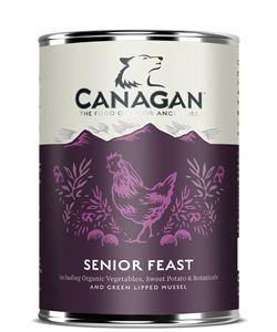 Canagan Dose Senior Feast 400 g  (Menge: 6 je Bestelleinheit)