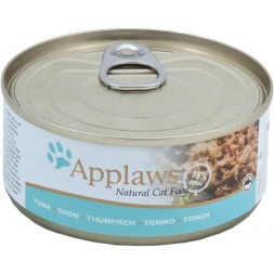 Applaws Cat Nassfutter Dose Thunfischfilets 70 g (Menge: 24 je Bestelleinheit)