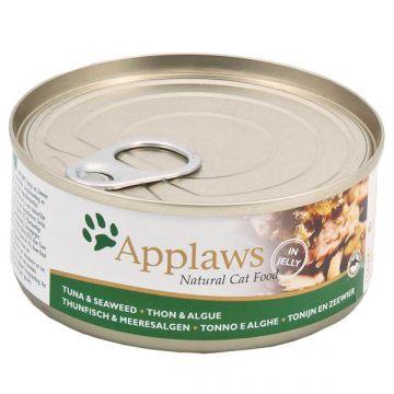 Applaws Cat Nassfutter Dose Thunfischfilets & Meeresalgen 156 g (Menge: 24 je Bestelleinheit)