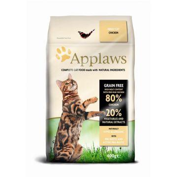 Applaws Cat Trockenfutter mit Hühnchen 400g