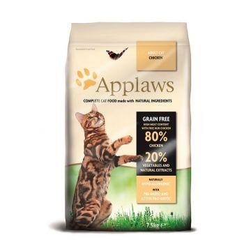 Applaws Cat Trockenfutter Hühnchen 7,5 kg