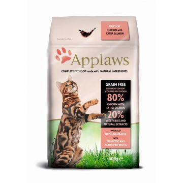 Applaws Cat Trockenfutter Hühnchen & Lachs 400 g