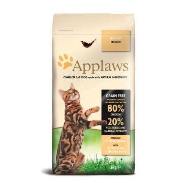 Applaws Cat Trockenfutter mit Hühnchen 2kg