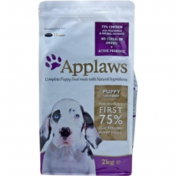 Applaws Dog Trockenfutter Puppy Large Breed mit Huhn 2kg