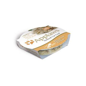 Applaws Cat Pots Nassfutter Fruchtige Hühnerbrust & Ente 60 g (Menge: 10 je Bestelleinheit)