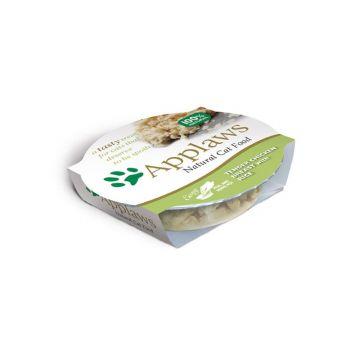 Applaws Cat Pots Nassfutter Zarte Hühnchenbrust und Reis 60 g (Menge: 10 je Bestelleinheit)