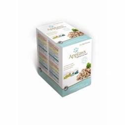 Applaws Cat Nassfutter Portionsbeutel Multipack Selection mit Gelee  12 x 70 g