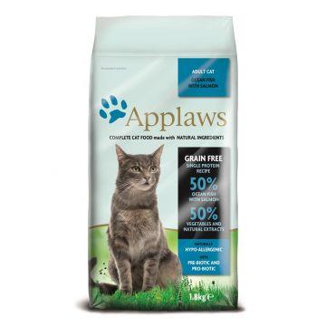 Applaws Cat Trockenfutter Seefisch & Lachs 1,8 kg