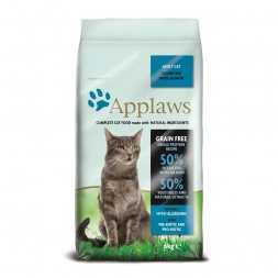 Applaws Cat Trockenfutter Seefisch & Lachs 6 kg