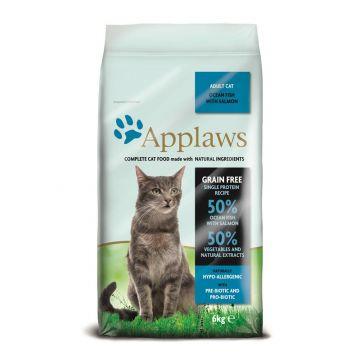 Applaws Cat Trockenfutter Seefisch & Lachs 6 kg