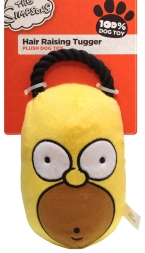 The Simpsons Homer Hair Raising Tugger