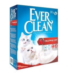 Ever Clean Cat Litter Multiple Cat 10l