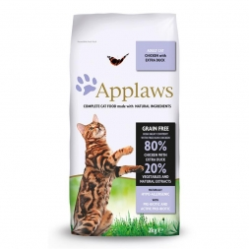 Applaws Cat Trockenfutter Hühnchen mit Ente  2 kg