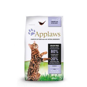Applaws Cat Trockenfutter Hühnchen mit Ente 400 g