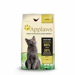 Applaws Cat Trockenfutter Senior Hühnchen 400 g
