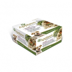 Applaws Dog Nassfutter Dose Recipe Selection Huhn 8 x 156 g