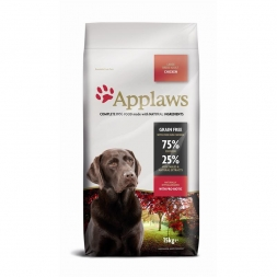 Applaws Dog Trockenfutter Adult Large Breed Huhn 15 kg