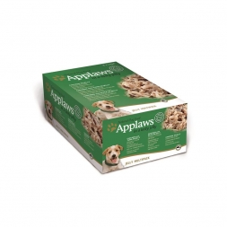 Applaws Dog Nassfutter Dose Gelee Selection Hühnchenbrust 8 x 156 g