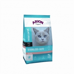 Arion Cat Original Sterilized 33/12 Salmon 2 kg