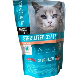 Arion Cat Original Sterilized 33/12 Salmon 300g