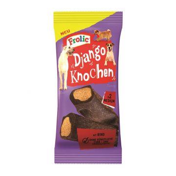 Frolic Snack Django mit Rind 2 Stück (Menge: 12 je Bestelleinheit)