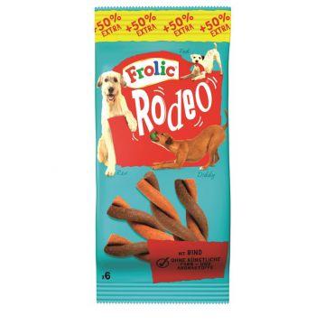 Frolic Snack Rodeo mit Rind 6 Stück (Menge: 18 je Bestelleinheit)