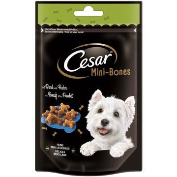 Cesar Snack Mini-Bones mit Rind und Huhn 75g (Menge: 6 je Bestelleinheit)